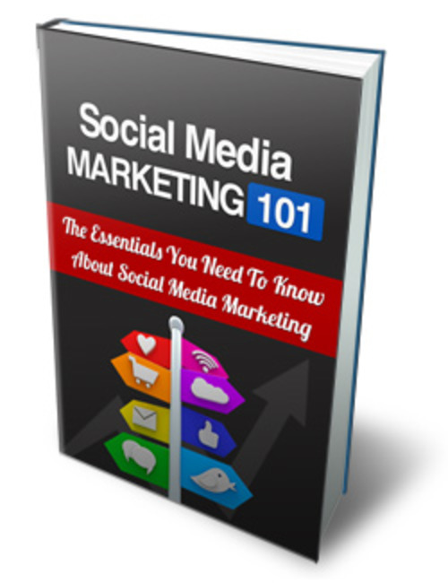 Product picture Social Media Marketing 101